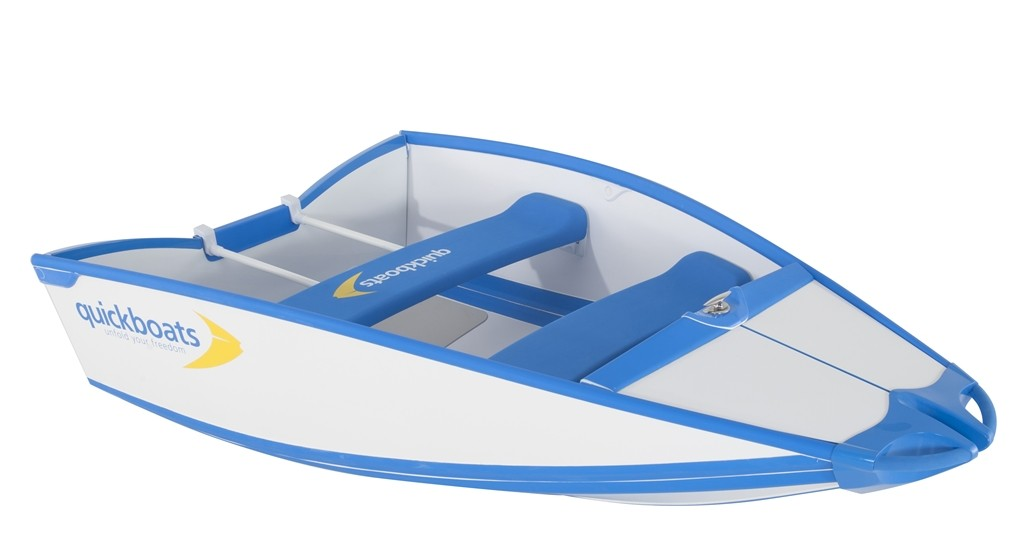 Quickboats Folding Boats No Trailers No Storage Hassles