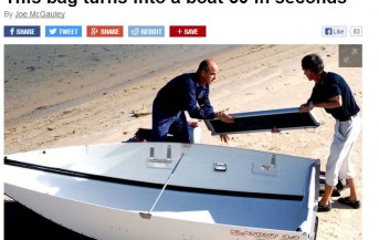 Quickboats on Thrillist