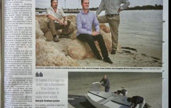 Quickboats in the West Australian Newspaper