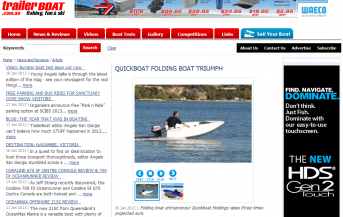 Quickboats on TrailerBoat.com.au