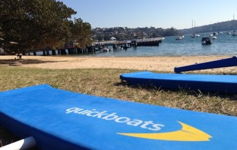Quickboats Demo day in Sydney