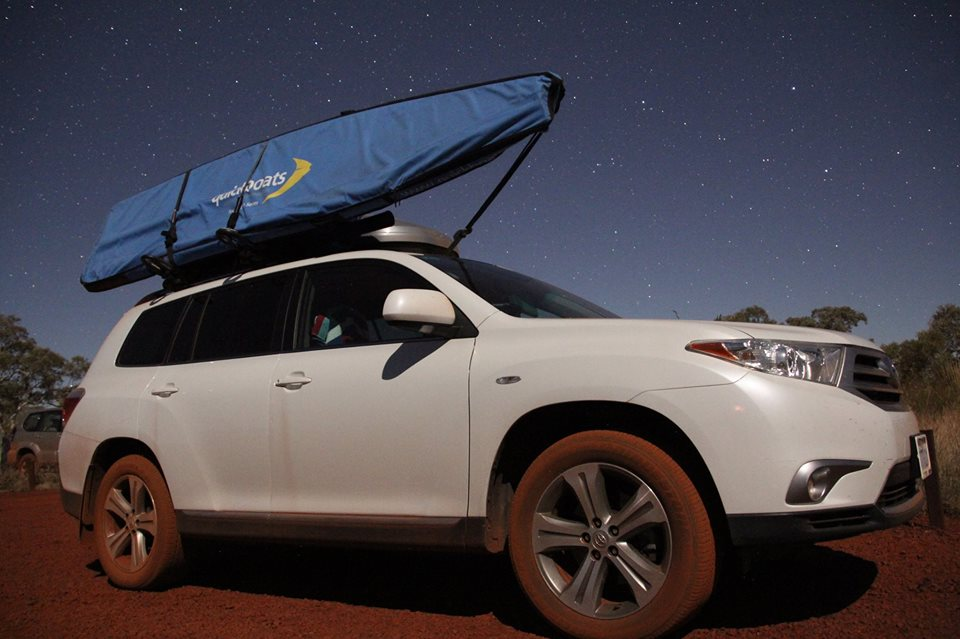 Packing The Car For Your Vacation: Clothes, Family, Quickboat