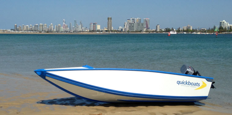 Quickboats Demo Day in Gold Coast